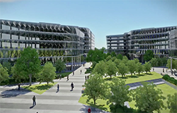 Adelaide Airport Business District Video