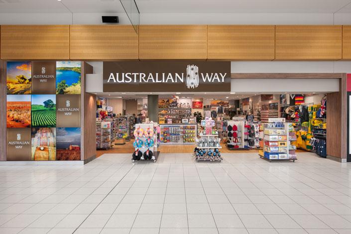 Australian Way Adelaide Airport