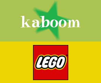 Lego Kaboom - Temporarily Closed